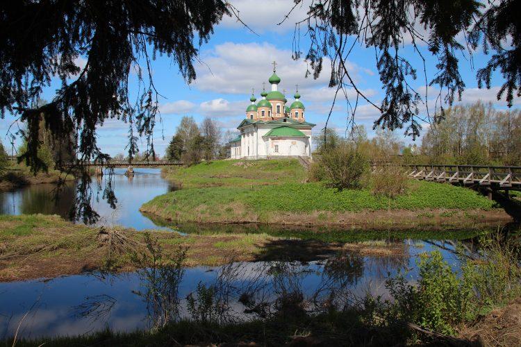 Собор в Олонце