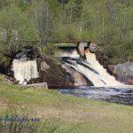 Водопад верхний Койриноя